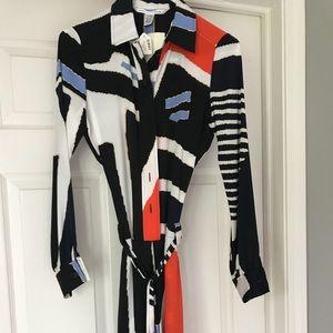 Diane vonFurstenberg dress!